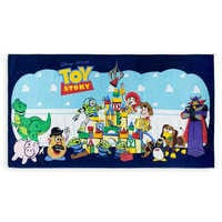 Image of Toy Story Beach Towel # 1