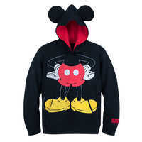 Image of I Am Mickey Mouse Pullover Hoodie for Boys # 1