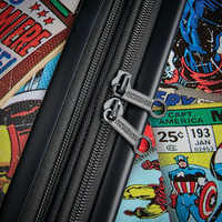 Image of Marvel Comics Rolling Luggage by American Tourister - Small # 7