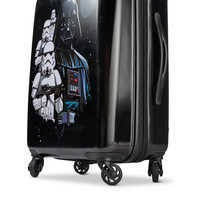 Image of Darth Vader Rolling Luggage by American Tourister - Star Wars - Small # 3
