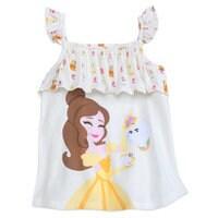 Image of Belle Pajama Set for Girls # 2