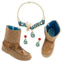 Image of Pocahontas Costume Accessories Collection for Kids # 1