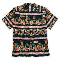 Image of Enchanted Tiki Room Silk Shirt for Men by Tommy Bahama # 3