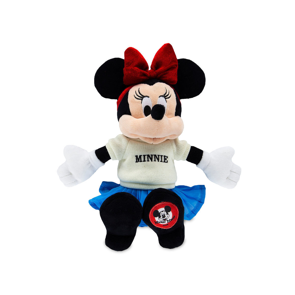 Minnie Mouse Plush The Mickey Mouse Club Small Shopdisney
