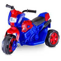 Image of Spider-Man Electric Ride-On Trike # 1