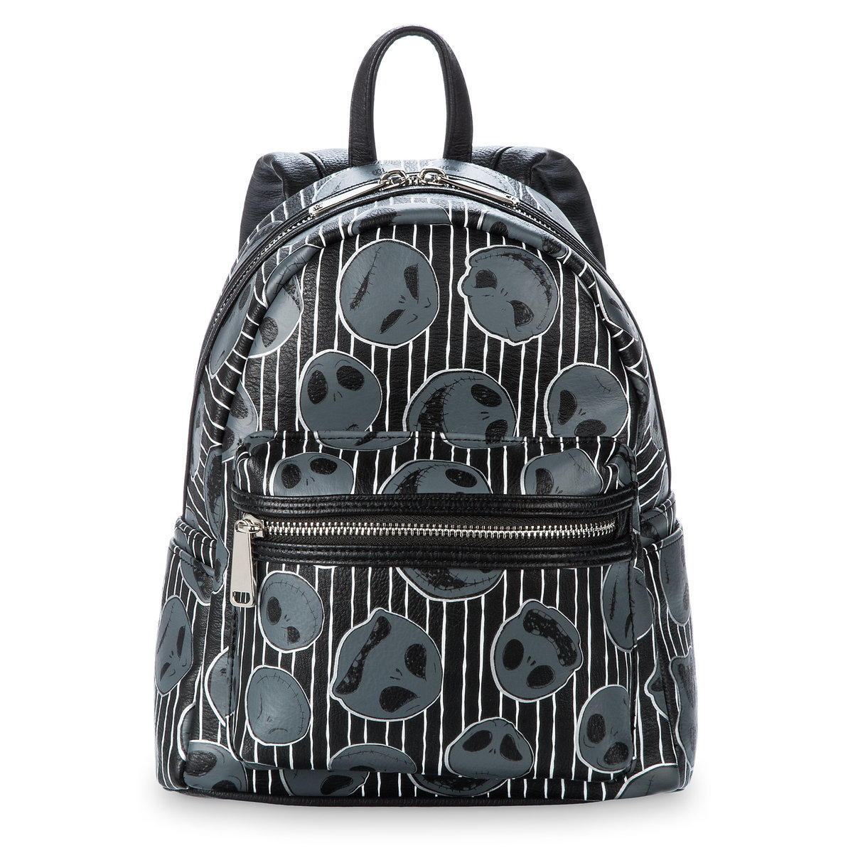 8e415eb6235 Product Image of Jack Skellington Mini Backpack by Loungefly   1