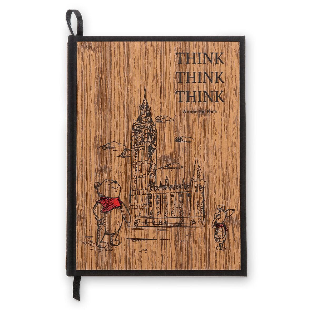 Winnie the Pooh Journal - Christopher Robin | shopDisney