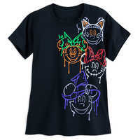 Minnie Mouse Halloween T Shirt For Women by Disney