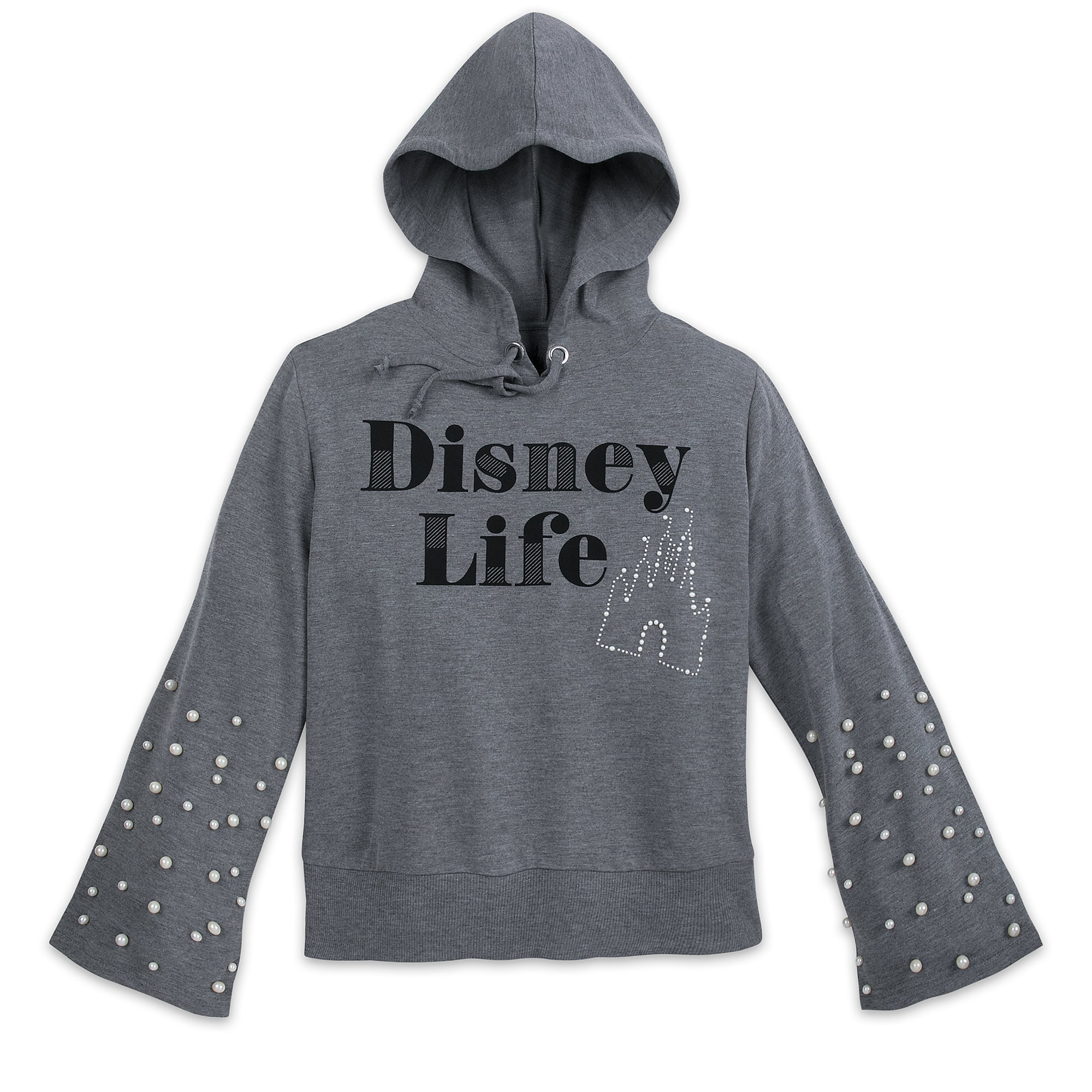 6b9ee88d6f43 Product image of fantasyland castle disney life long sleeve hooded jpg  1200x1200 Long sleeve shirt hoodie