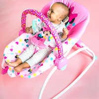 Image of Minnie Mouse Infant to Toddler Rocker by Bright Starts # 2