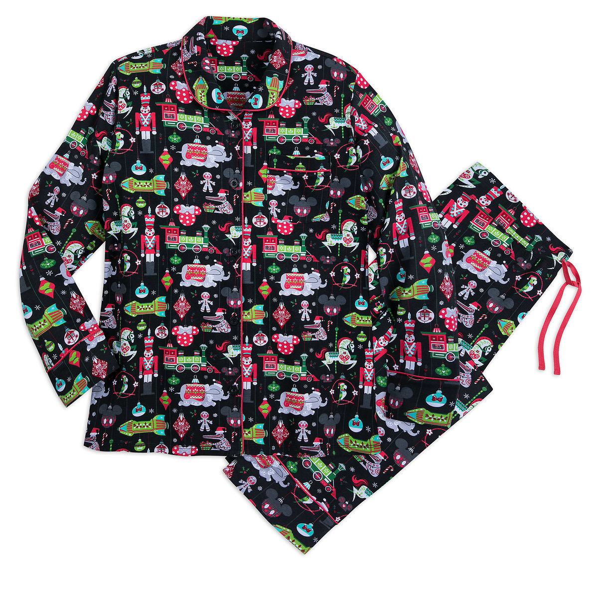 product image of disney parks ornament pajama set for women 1