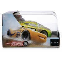 Image of Leadfoot Pull 'N' Race Die Cast Car - Cars # 4