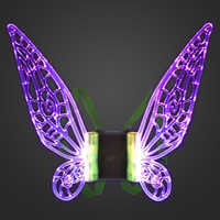 Image of Tinker Bell Glow Wings # 4