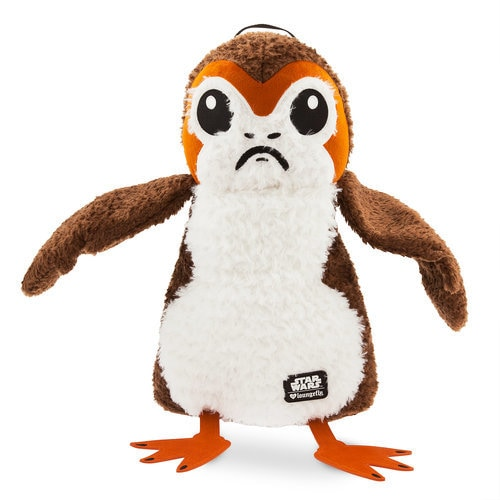 Porg Backpack by Loungefly