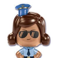 Image of Officer Giggle McDimples Talking Figure - Toy Story 4 # 6