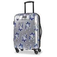 Image of R2-D2 Rolling Luggage by American Tourister - Star Wars - Small # 1