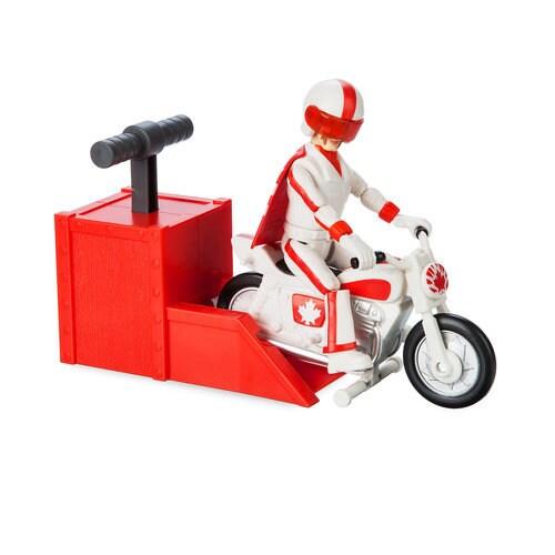 Duke Caboom Stunt Racer Launcher - Toy Story 4