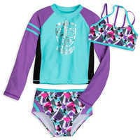 Image of Disney Princess Swimwear Set for Girls by Our Universe # 1
