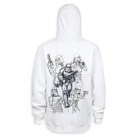 Stormtrooper Zip-Front Hoodie - Men