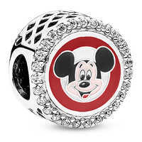 Image of Mickey Mouse Club Charm by Pandora Jewelry # 1
