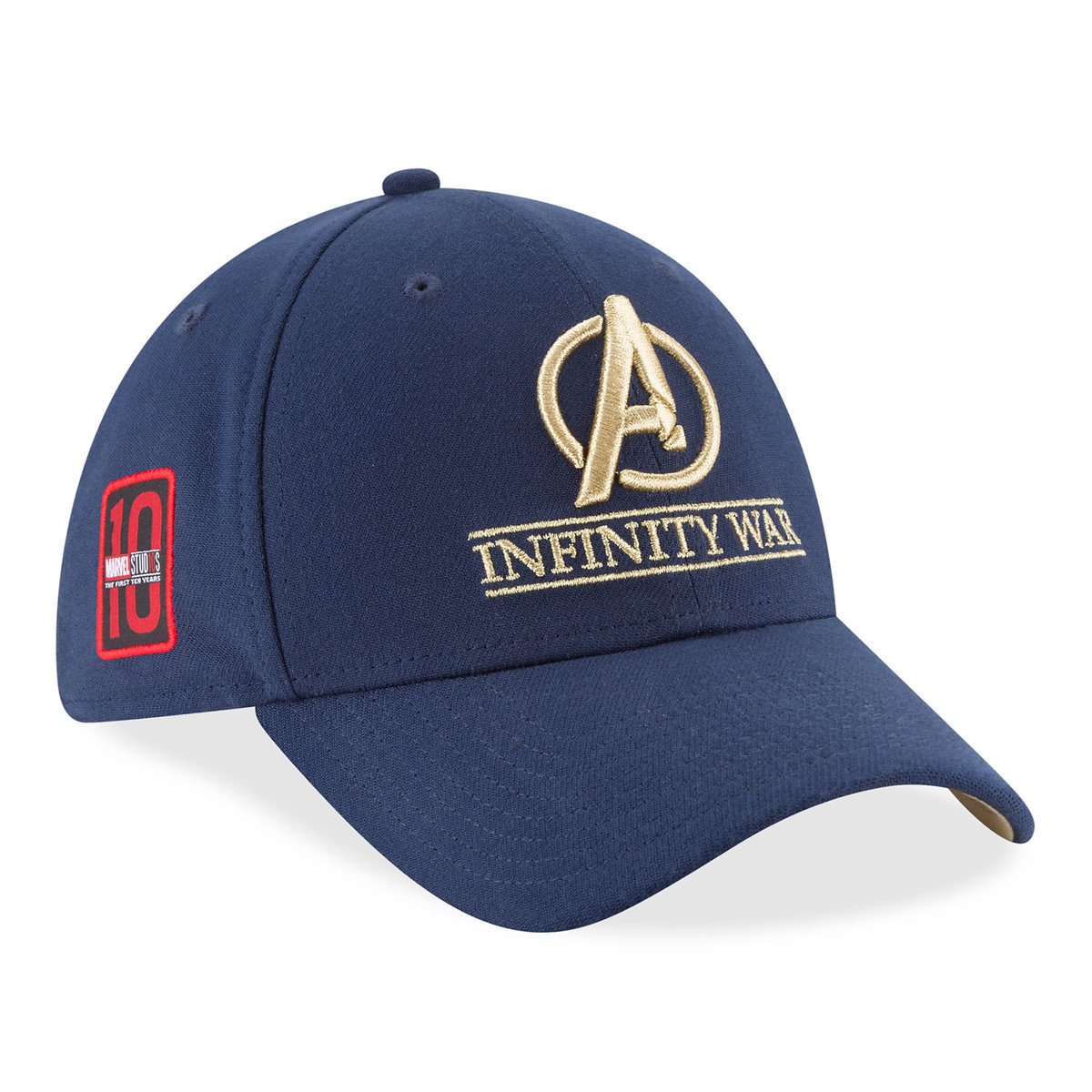 size 40 bb2c7 e9605 Marvel s Avengers  Infinity War Marvel Crew Cap for Adults by New Era