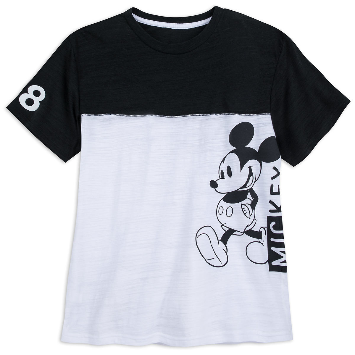 mickey mouse sports jersey t shirt for men shopdisney