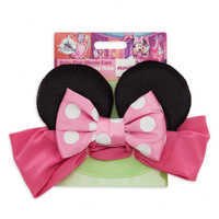 Image of Minnie Mouse Ears Headband for Baby # 2