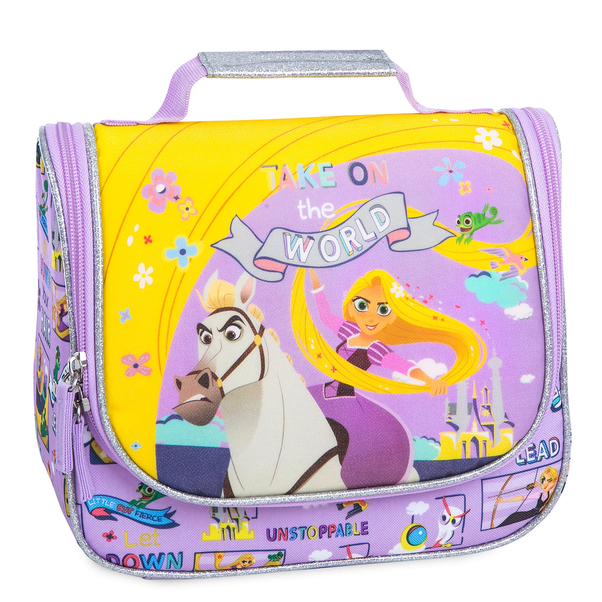 Rapunzel Lunch Box