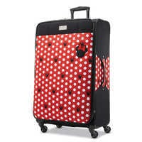 Image of Minnie Mouse Rolling Luggage by American Tourister - Large # 1