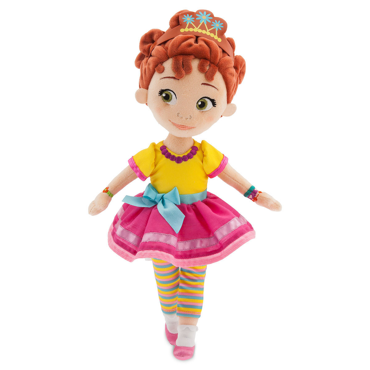 Product Image of Fancy Nancy Plush Doll - Small   1 43a66a02f