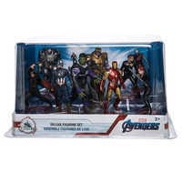 Image of Marvel's Avengers Deluxe Figure Play Set - Marvel's Avengers: Endgame # 3