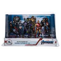 Image of Marvel's Avengers Deluxe Figure Play Set - Marvel's Avengers: Endgame # 3