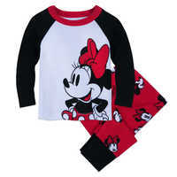 Image of Minnie Mouse PJ PALS for Baby # 1