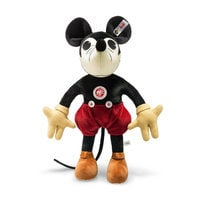Image of Mickey Mouse 1934 Collectible by Steiff - 13'' - Limited Edition # 1