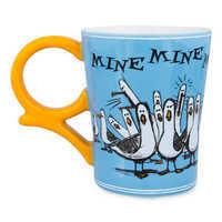 Image of Finding Nemo Seagulls ''Mine Mine Mine Mine'' Mug # 2
