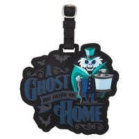 Image of Haunted Mansion Luggage Tag # 1