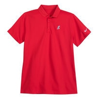 Mickey Mouse Performance Polo Shirt for Men by Nike Golf - Red