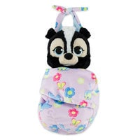Flower Plush with Blanket Pouch - Disney's Babies - Small