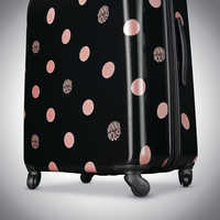 Image of Minnie Mouse Dots Rolling Luggage by American Tourister - Small # 5