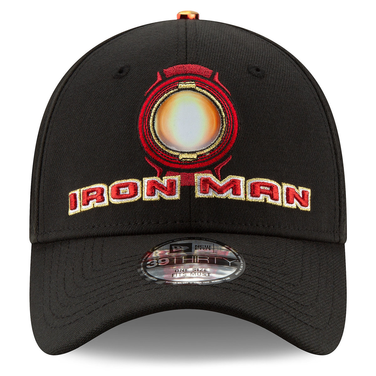 f1975c6d1851c Limited Edition Collector Boxed Iron Man Cap by New Era - Marvel Studios  Crew Cap Collection