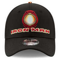 Image of Limited Edition Collector Boxed Iron Man Cap by New Era - Marvel Studios Crew Cap Collection # 2