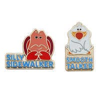 Image of Sebastian and Scuttle Pin Set - The Little Mermaid # 1