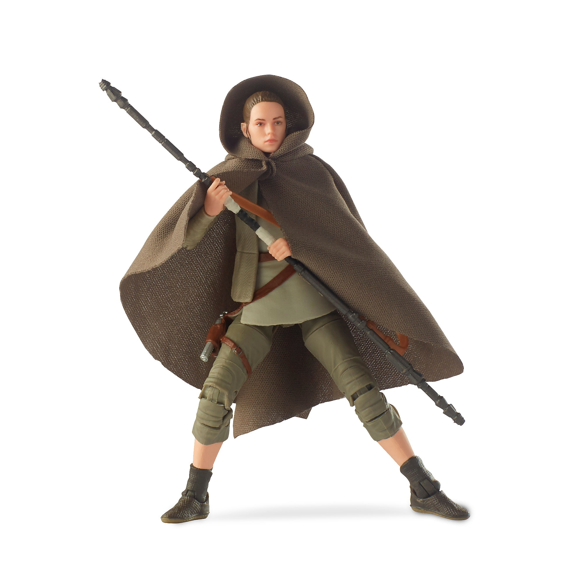 Rey Action Figure - Star Wars: The Last Jedi - The Black Series