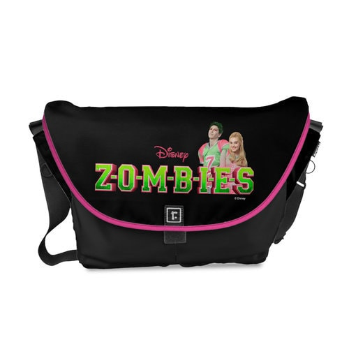 ZOMBIES: Zed & Addison Messenger Bag - Customizable