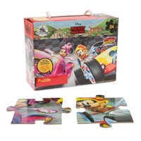 Image of Mickey Mouse 24-Piece Puzzle - Mickey and the Roadster Racers # 1