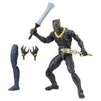 Erik Killmonger Action Figure - Black Panther Legends Series