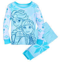 Image of Frozen PJ PALS for Girls # 1