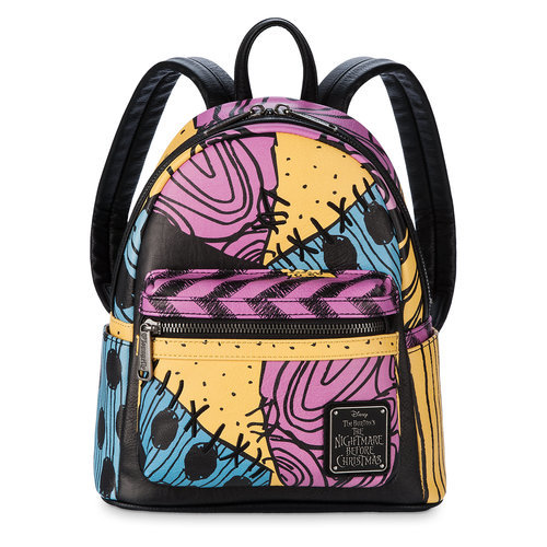 Sally Mini Backpack By Loungefly Tim Burton S The
