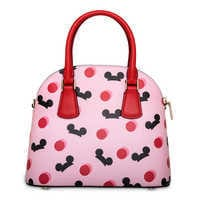 Image of Mickey Mouse Ear Hat Satchel by kate spade new york - Small - Pink # 3