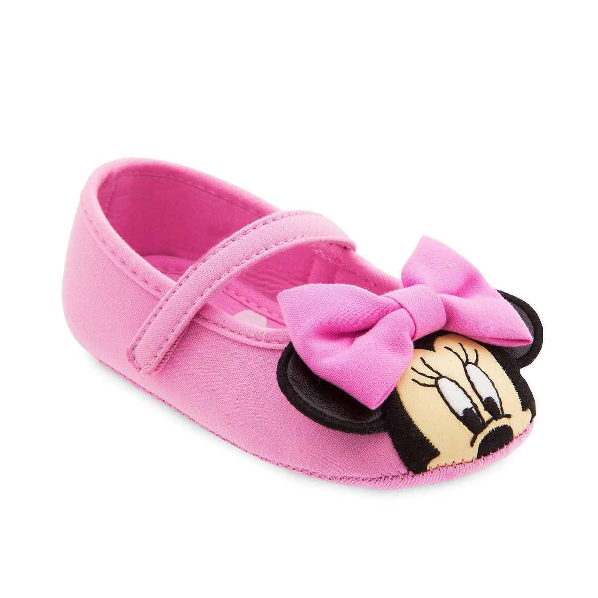 1eb07b5c9fe Product Image of Minnie Mouse Costume Shoes for Baby - Pink   1